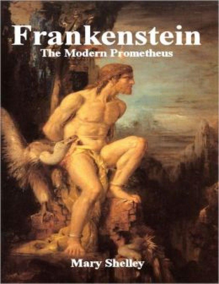 is frankenstein the modern day prometheus